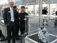 FESTO und KIDS am Messestand