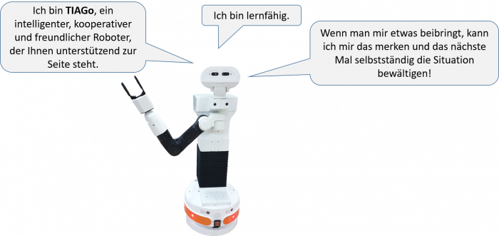 RobotKoop - Intelligenter autonomer Reinigungs- und Serviceroboter