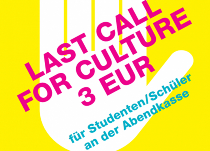 Last Call for Culture